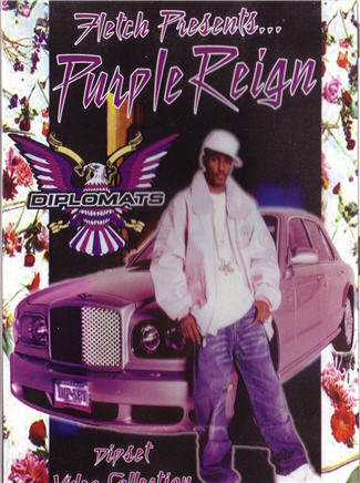 FLETCH PRESENTS - Purple Reign DVD Collection - DVD