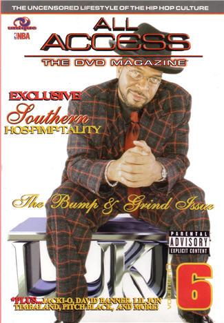 All Access Hip Hop - Bump And Grind Magazine DVD