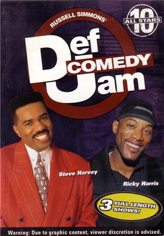 Def Jam Comedy - All Stars 10 DVD