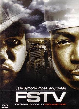 GAME & JA RULE - Fstv Volume 1 - DVD
