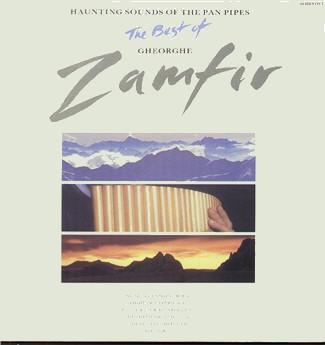Zamfir Gheorghe - Best Of Gheorghe Zamfir (Vinyl!)