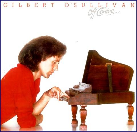 O'sullivan Gilbert - Off Centre DEMO (Vinyl!)