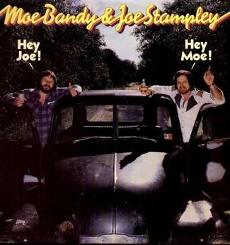 Bandy Moe Stampley Joe - Hey Joe Hey Moe DEMO (Vinyl!)
