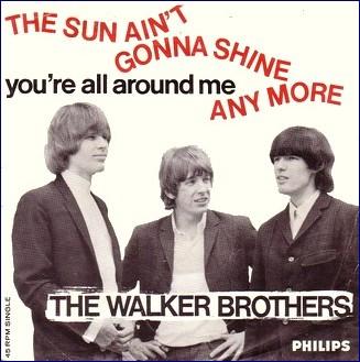 Walker Brothers - Sun Aint Gonna Shine (Dutch (Vinyl!))