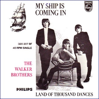 Walker Brothers - My Ship Is Coming In (Dutch (Vinyl!))