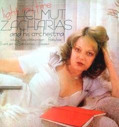 Zacharias Helmut - Light My Fire (Vinyl!)