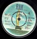 Racey - Lay Your Love On Me (Vinyl!)