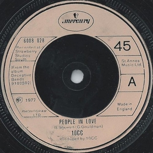 10cc - People In Love (Vinyl!)