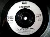 Haddaway - Life (Vinyl!)