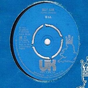 10cc - Silly Love (Vinyl!)