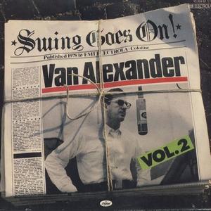 Van Alexander - Swing Goes On Vol 2 (Vinyl!)