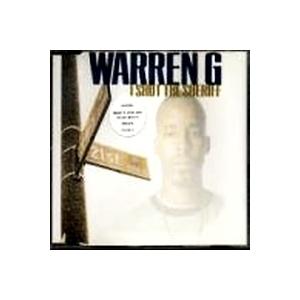 WARREN G - I Shot The Sherrif - CD single