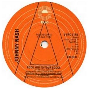 NASH JOHNNY - Rock You To Your Socks (Vinyl!) - 45T x 2 (SP)