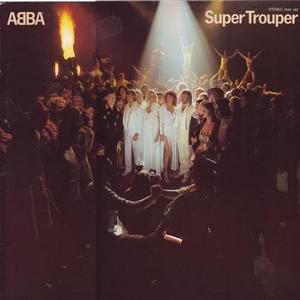 Abba - Super Trouper (Vinyl!)