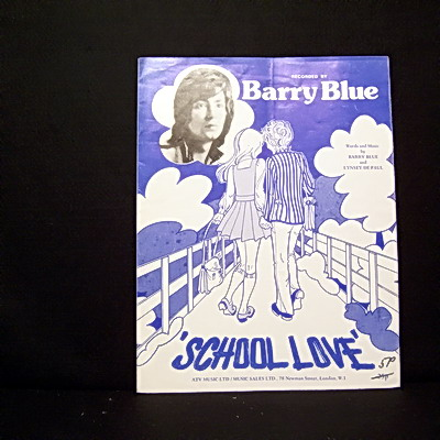 BARRY BLUE - School Love - Autres