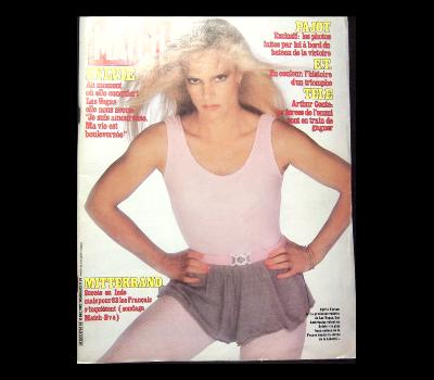 VARTAN SYLVIE - Paris Match Dec 10 1982! - Magazine