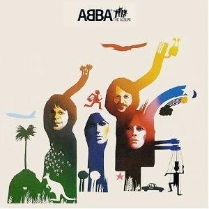 Abba - Abba The Album - Italy (Vinyl!)