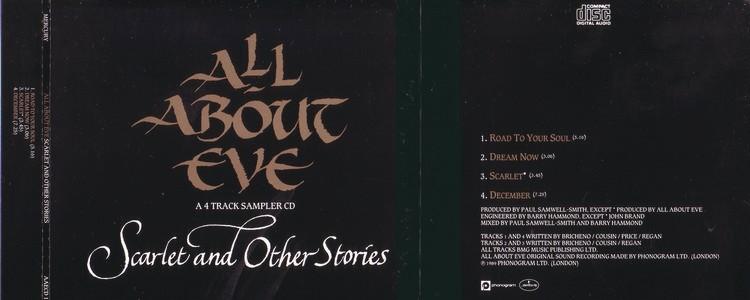 All About Eve - Scarlet Stories Sampler