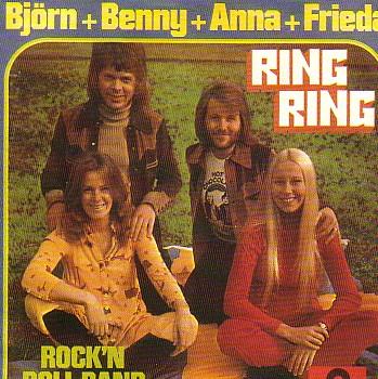Abba - Ring Ring - Rocknroll Band