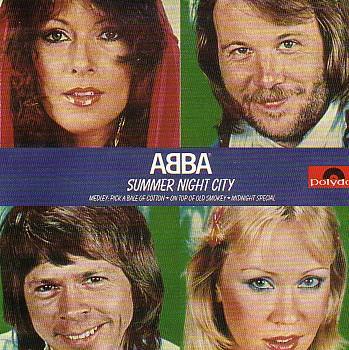 Abba - Summer Night City - Medley
