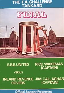 WAKEMAN RICK - Challenge Tankard Final - Others