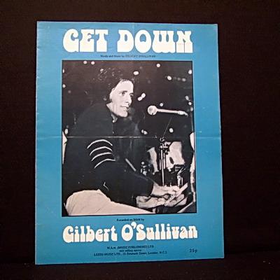 O'Sullivan Gilbert - Get Down