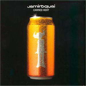JAMIROQUAI - Canned Heat - CD single