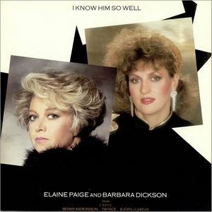 Paige - Dickson - I Know Him So Well (Vinyl!)