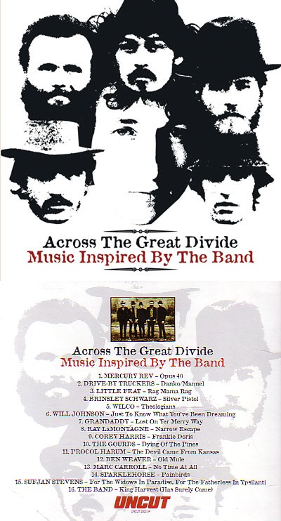 Band Dylan Tribute - Across The Great Divide