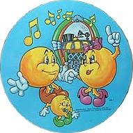 Pac Man - Pac Man Album Picture Disc (Picture Disc!)