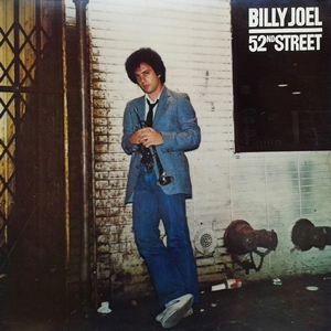Joel Billy - 52nd Street Demo (vinyl!)
