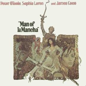 O'toole & Loren - Man Of La Mancha (Vinyl!)