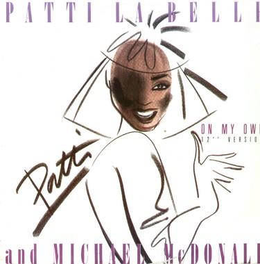 Labelle P & McDonald M - On My Own Extended Version (Vinyl!)
