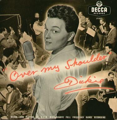 Valentine Dickie - Over My Shoulder (Vinyl!)