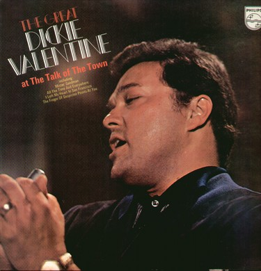 Valentine Dickie - At The Talk Of The Town (Vinyl!)