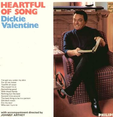 Valentine Dickie - Heartful Of Song (Vinyl!)