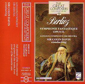 Berlioz - Symphonie Fantastique Opus14 (Cassette!)
