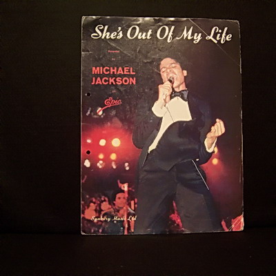 JACKSON MICHAEL - She's Out Of My Life - Autres