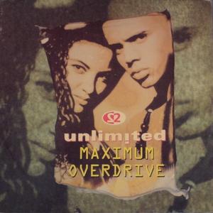 2 Unlimited - Maximum Overdrive (Vinyl!)