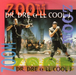 DR DRE & L L COOL J - Zoom Music From Bulworth - CD single