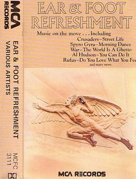 Ear & Foot - Ear & Foot Refreshement (Cassette!)