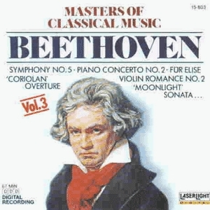 Beethoven - Masters Classic Music Vol 3