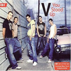 V - You Stood Up CD 1