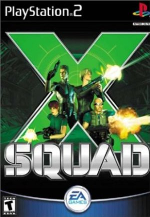 X Squad - X Squad Ps2 (Video Game!)