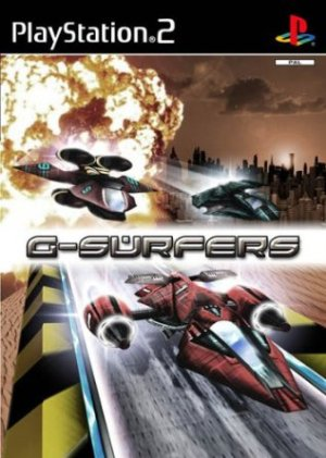 G Surfers - G Surfers Ps2 (Video Game!)