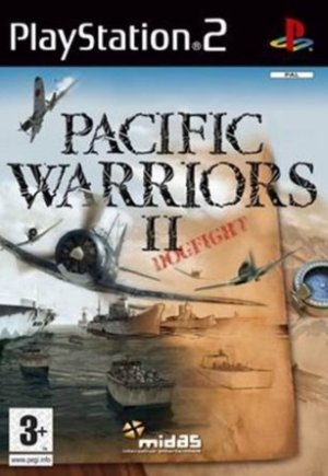 Pacific Warriors Ii - Dogfight Ps2 (Video Game!)