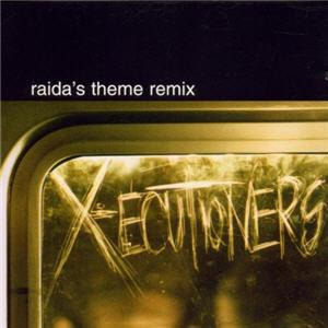 X-Ecutioners - Raidas Theme