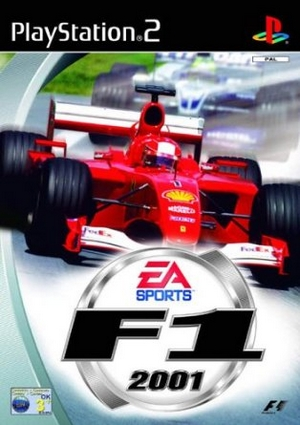 F1 2001 - F1 2001 Ps2 (Video Game!)