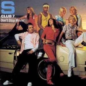 S-Club 7 - Don't Stop Movin' (CD 2