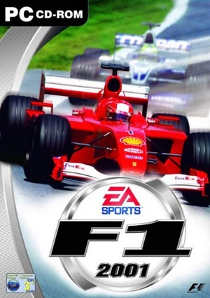 F1 2001 - F1 2001 (Pc (Video Game!))